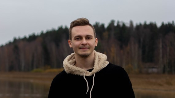 Rando Valge, kesäcaveri: Projektinhoitoharjoittelija